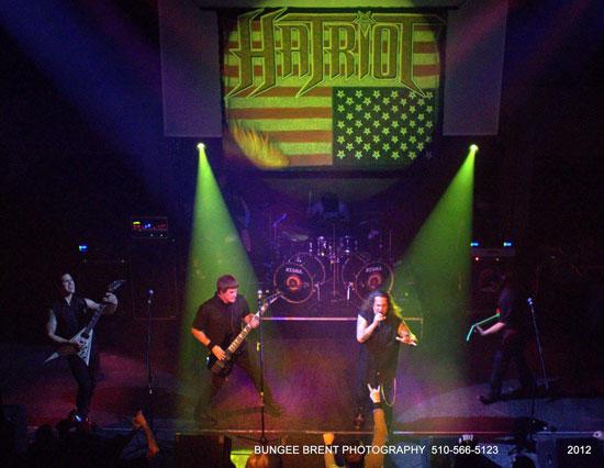 Hatriot-live-2012